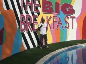 The Big Breakfast House